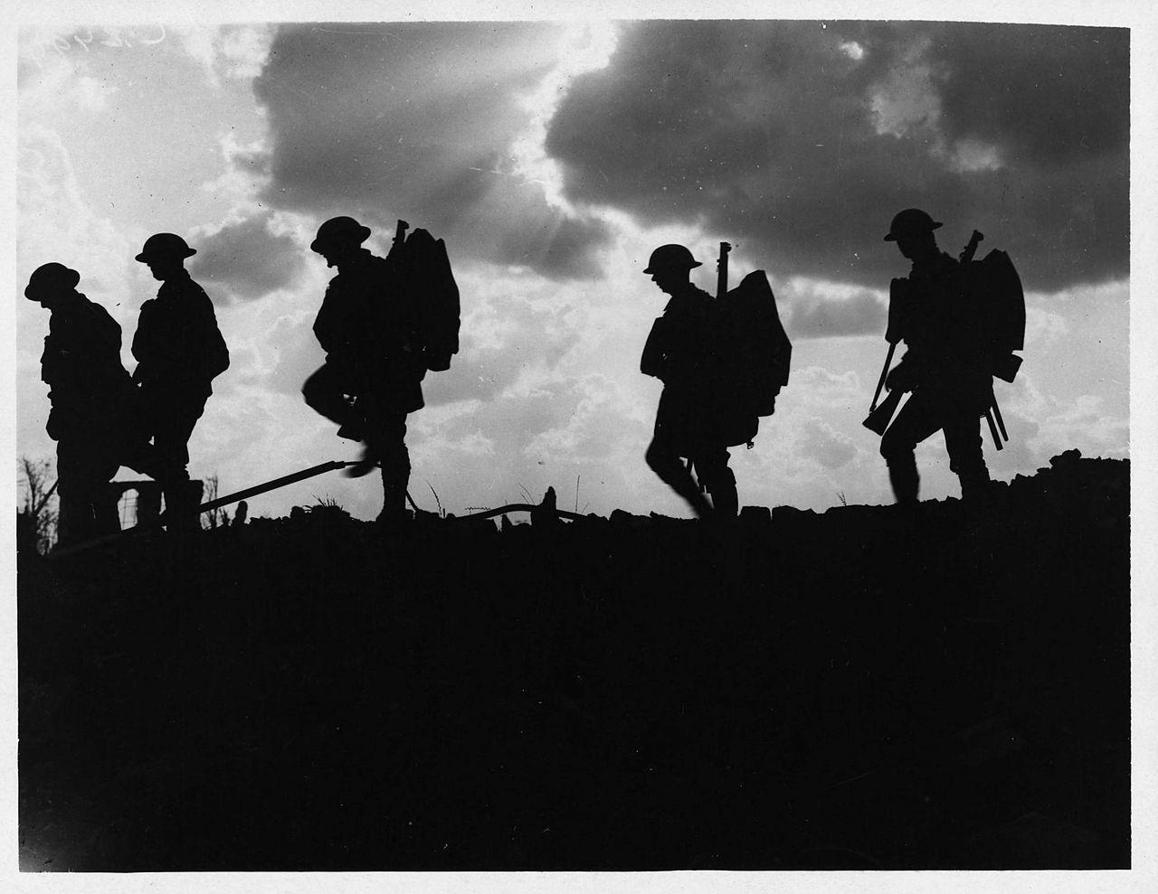 Muziek van de 'groote oorlog'